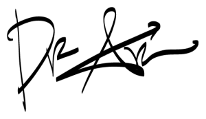 Dr. Archer signature